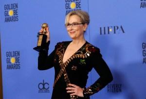 Actores que en 1 minuto de los Golden Globes 2017 hablaron por el mundo