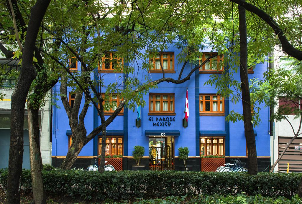 10 de los más exclusivos hoteles boutique de la CDMX - h-parque