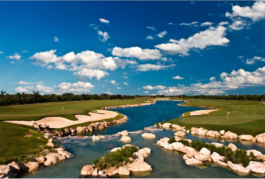 Los campos de golf más impresionantes de México - jaguar