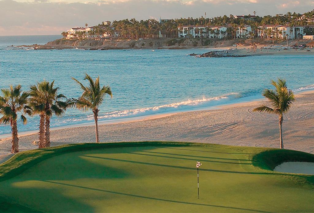 Los campos de golf más impresionantes de México - los-cabos