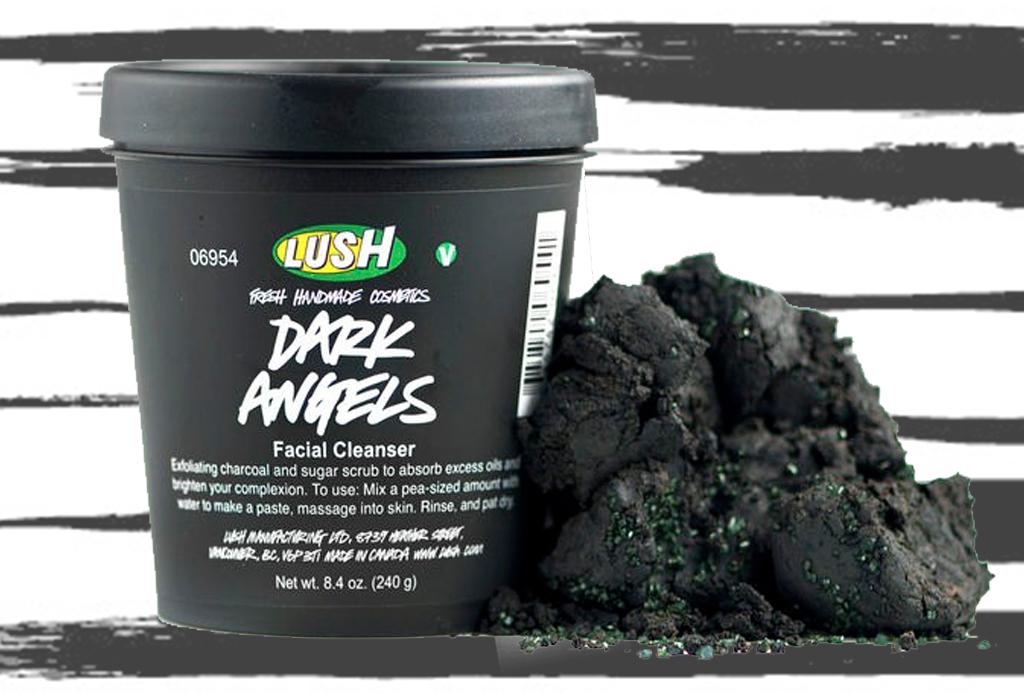 6 mascarillas de carbón para mejorar la piel del rostro - lush