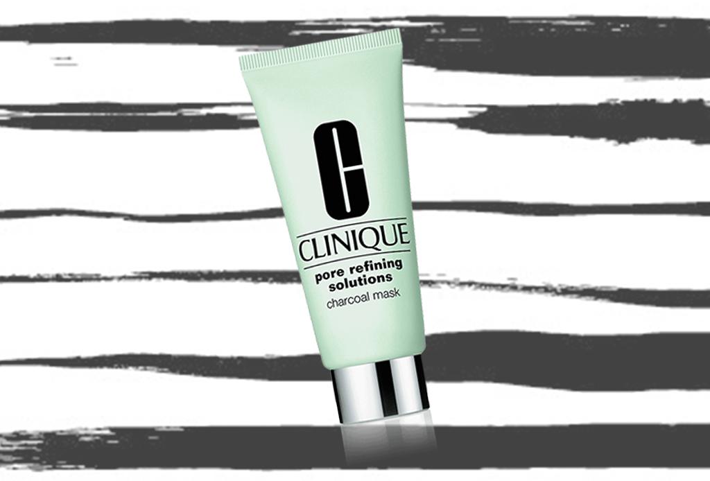 6 mascarillas de carbón para mejorar la piel del rostro - mascarilla-clinique