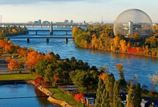 Canadá sobre rieles: ¡Descubre este país de una manera única! - montreal-1024x694