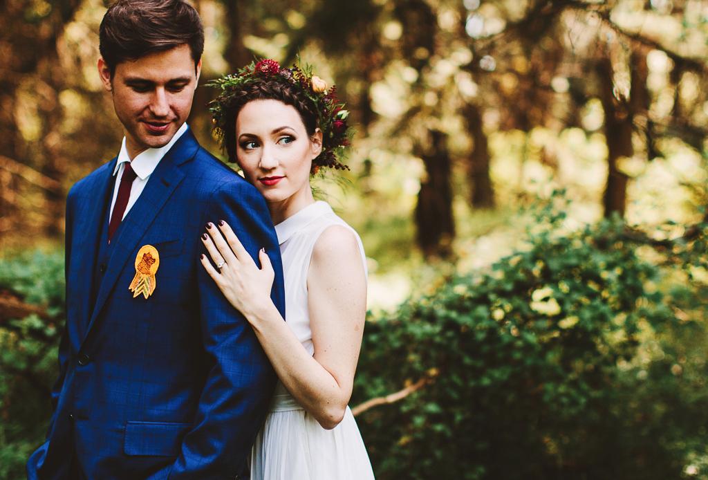 Cómo posar para las fotos de boda según los expertos