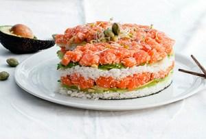7 presentaciones de sushi muy diferentes a los tradicionales rollos y nigiris