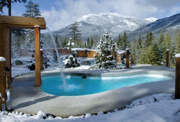 ¿Visitas Canadá pronto? ¡Conoce sus spas! - scandinave-spa-whistler-1024x694