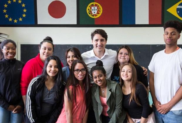 10 razones por las que amamos a Justin Trudeau - trudeau-youth-1024x694