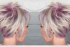 Vivid roots: ponle color solo a la raíz de tu pelo
