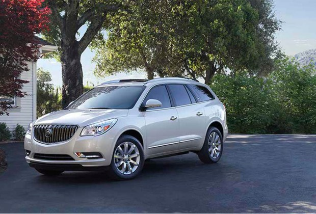 ¿Familia grande? Estas SUV's solucionarán tu vida - buick-1024x694