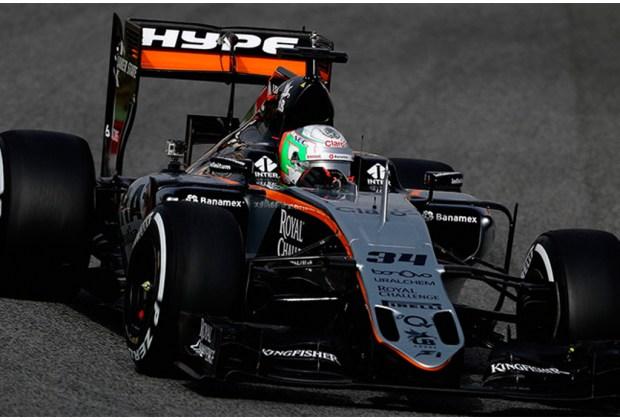 Los pilotos que estarán presentes en las escuderías de la F1 en el 2017 - force-1024x694