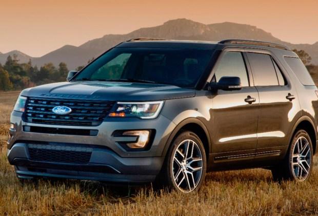 ¿Familia grande? Estas SUV's solucionarán tu vida - ford-1024x694