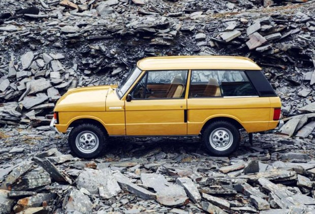 ¿Una Land Rover vintage? La camioneta regresa a su diseño de 1970 - land-rover-vintage-1024x694