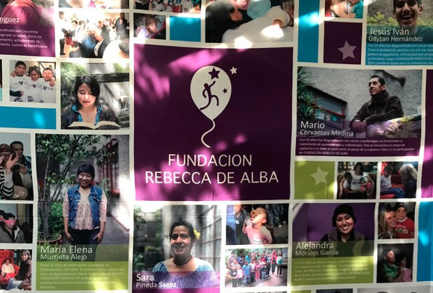 Famosos mexicanos que tienen fundaciones para ayudar al mundo - rebecca-1024x694
