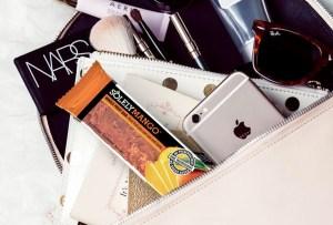 5 alimentos saludables para siempre llevar en tu bolsa