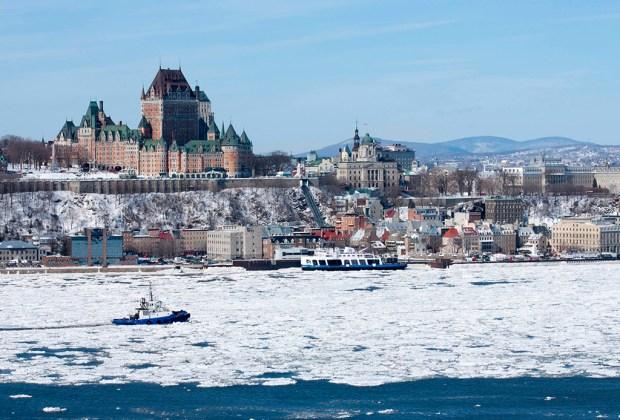 Quebec celebra el invierno como ningún otro lugar en el mundo - st-lawrence-1024x694