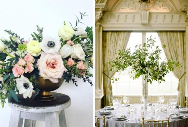 Las últimas tendencias para centros de mesa para bodas - tendencias-centros-de-mesa-boda-2017-5-1024x694