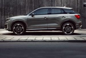 Audi Q2 obtiene el premio al mejor diseño
