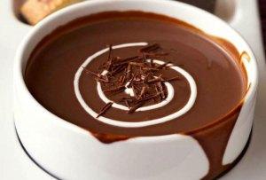 Receta irresistible: sopa de chocolate francesa