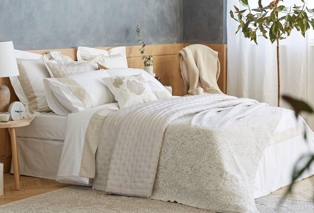 ¿Qué cambios hacer en la decoración de tu habitación cuando hace calor?