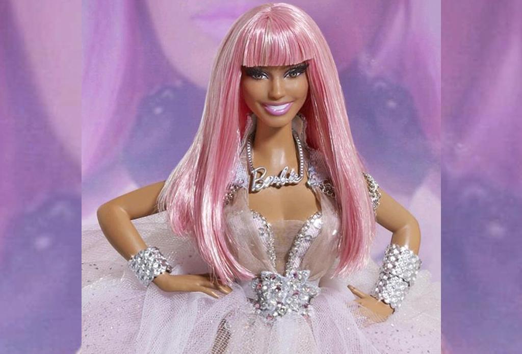 Celebridades que fueron convertidas a muñecas Barbie - nicky
