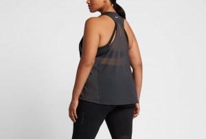 Nike lanza su primer colección plus size
