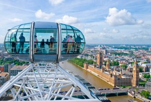 Ahora podrás dormir en una cápsula del London Eye