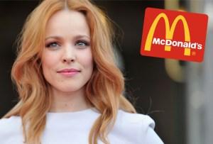 Las celebridades que trabajaron en restaurantes de comida rápida