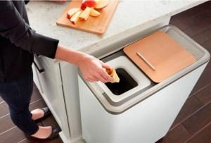 Zera: el basurero que convierte tu desperdicio en fertilizante