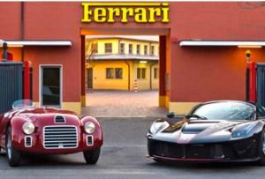 ¡Ferrari celebra sus 70 años a lo grande!