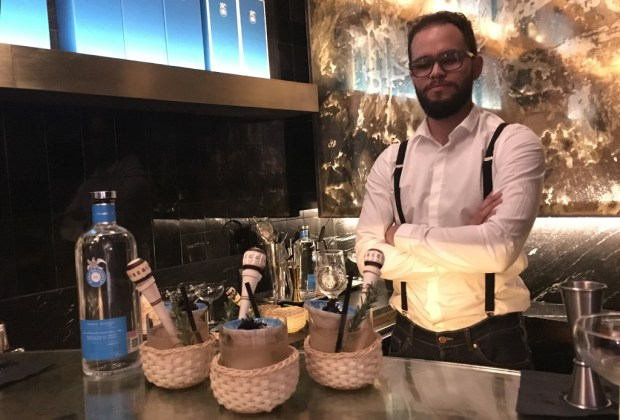 Nieve de Volcán: el drink inspirado en la primera maestra tequilera del mundo - simone-casa-dragones-1024x694