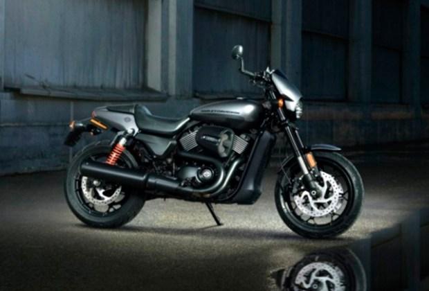 La Harley-Davidson Street Rod es la moto que todo amante del motor quiere tener - street-rod-1024x694