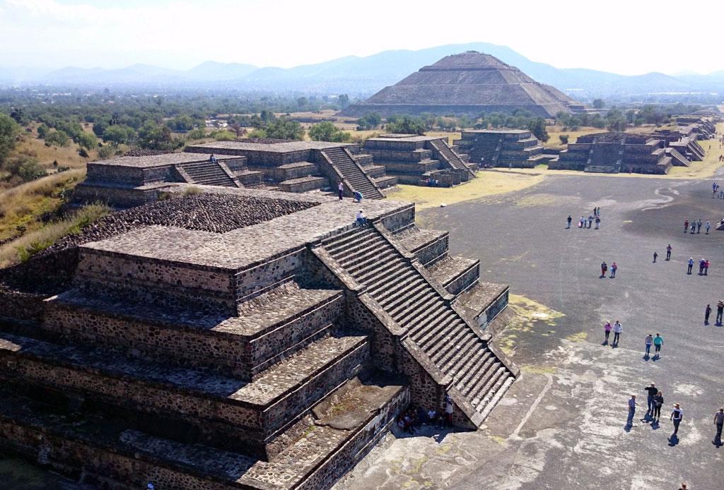 Recorre las zonas arqueológicas de México en estos tours virtuales
