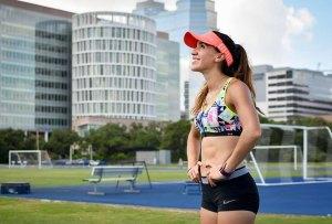 Una rutina de ejercicio exclusiva para TH diseñada por la atleta olímpica mexicana Yvonne Treviño