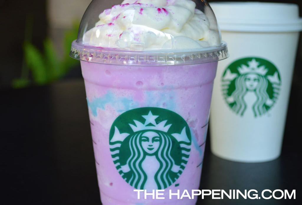 Probamos el Unicorn Frappuccino y esto fue lo que pasó - 1