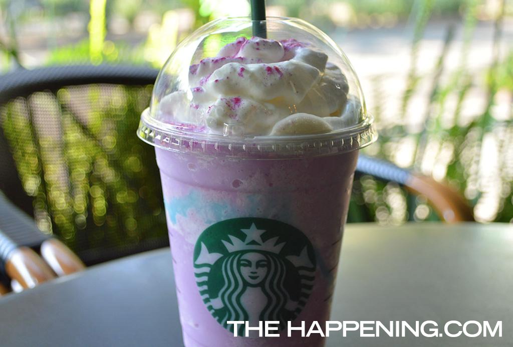 Probamos el Unicorn Frappuccino y esto fue lo que pasó - 3