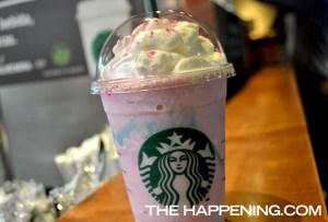 Probamos el Unicorn Frappuccino y esto fue lo que pasó