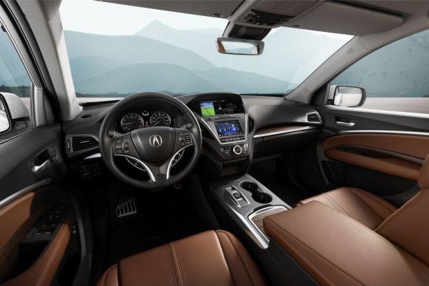 ¡Acura lanza su primera SUV híbrida! - hibrido-1024x683