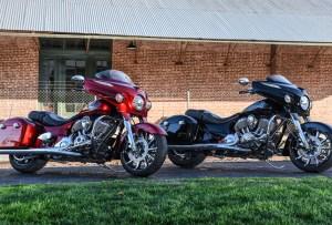 ¡El estilo bagger llega a Indian Motorcycle!