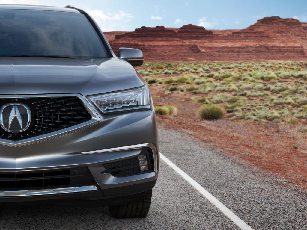 ¡Acura lanza su primera SUV híbrida!