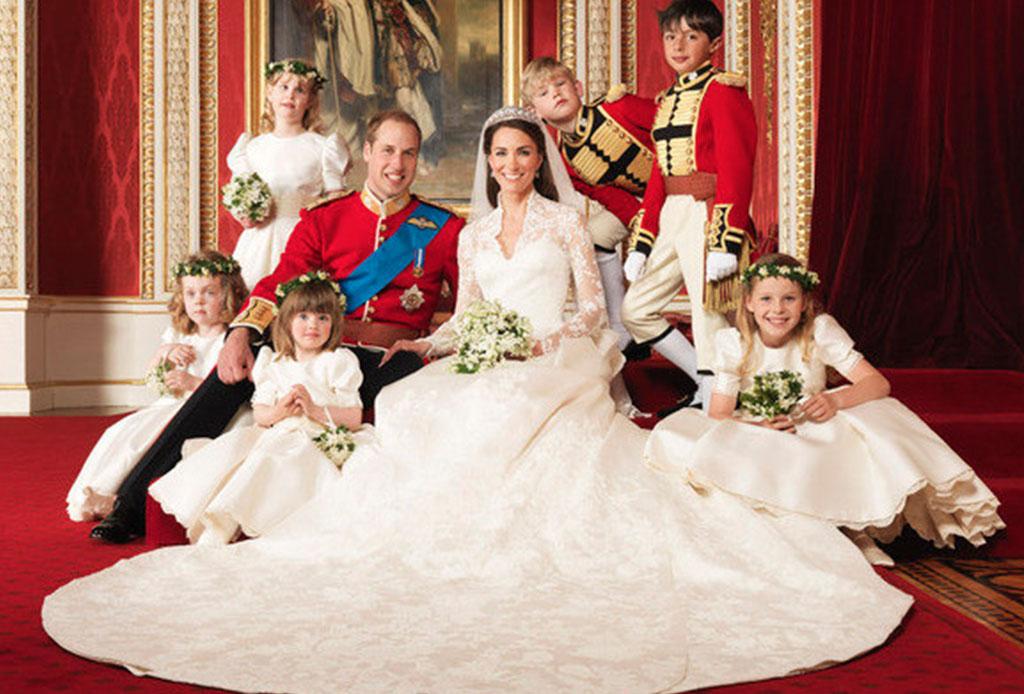 Personas comunes que se casaron con alguien de la realeza