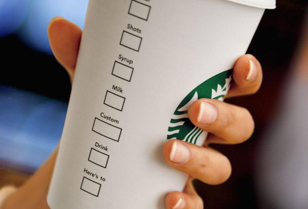 La bebida secreta de Starbucks que te librará de todo mal