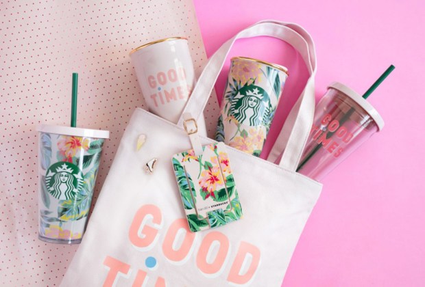 Starbucks se viste de Band.do para celebrar este verano - coleccion-1024x694