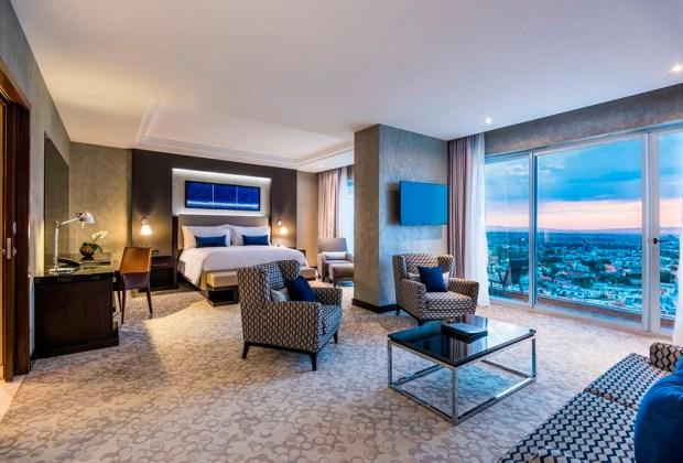 El primer hotel Conrad de México estará en ¡San Luis Potosí! - habitacion-1024x694