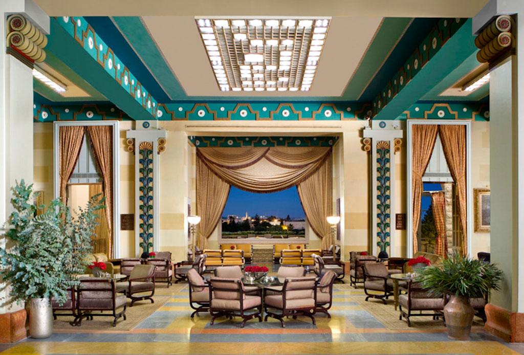 7 de los hoteles más exclusivos de Israel - king-david