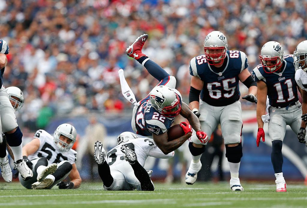 ¡Raiders vs Patriots ya tiene fecha y hora!