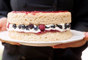 ¿Dónde encontrar pasteles ricos y SALUDABLES en la CDMX?