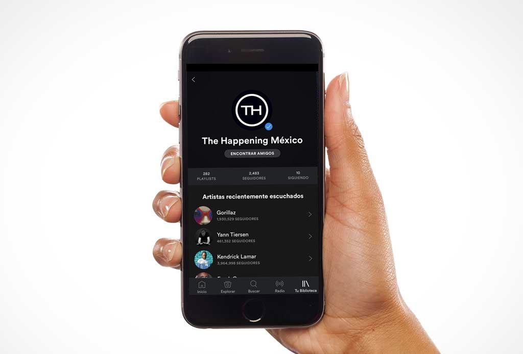 Te decimos cómo crear y compartir tu música con los códigos de Spotify - th1