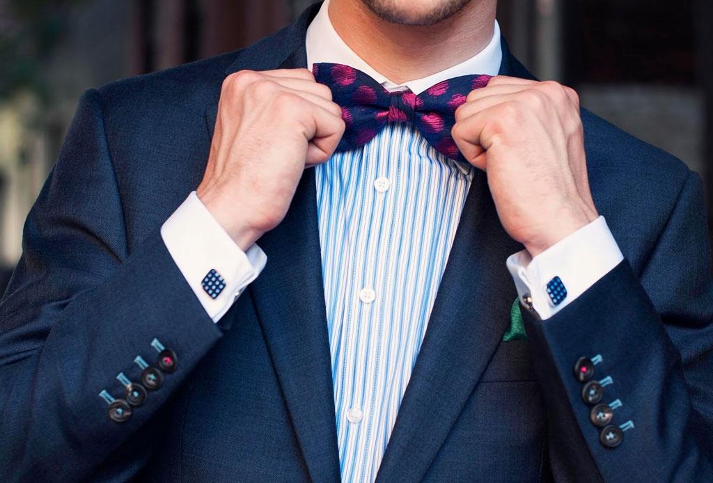 Te decimos cómo hacer un bow tie perfecto al estilo Thomas Pink