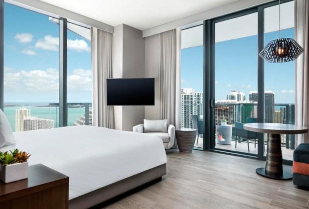 ¿Tienes un viaje planeado a Miami? Estos son los hoteles donde DEBES hospedarte - east-1024x694