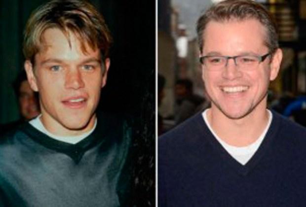 Así se ven hoy en día tus actores favoritos de los 90's - matt-1024x694